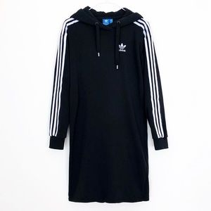 ADIDAS Bold Ages Hooded 90's Dress